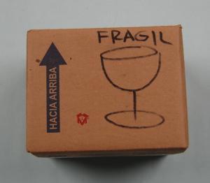 Alimentador de peces empacado