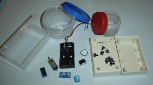 Componentes que se pueden usar en el alimentador